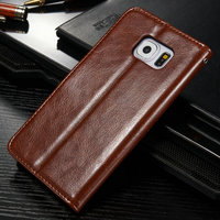 Colorful Leather Wallet Stand Case for samsung s6, for iPhone 5 and for iPhone 4 and for Samsung S5 and Note 3