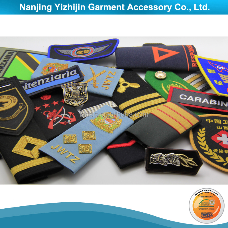 Hot China Products Wholesale Military Captain Epaulette