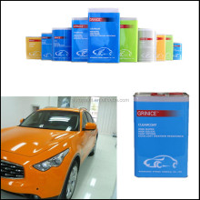 Liquid Coating State 2K Solid Color Car Refinishing Paint