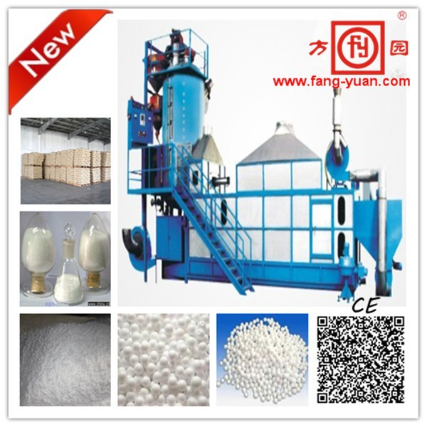 Fangyuan new type eps polystyrene beads machine