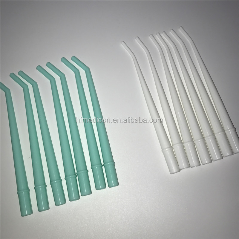 Manufacture Colorful Disposable Dental Aspirator tips