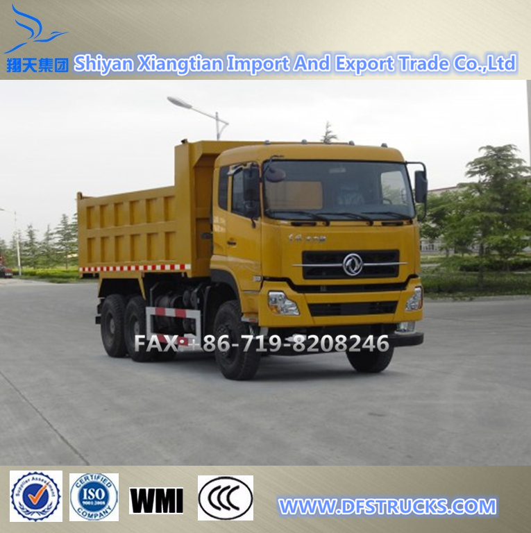 Hot sale!!NEW Dongfeng 6*4 10~15ton dump truck/tipper truck low price for sale