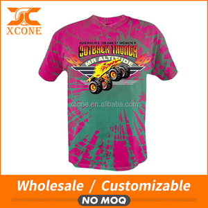 100% polyester 3d lenticular t printing t-shirt design