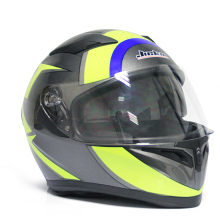 Matte ABS Flip Up Motorcycle Helmets with Double Visor Helmet Motorcycle