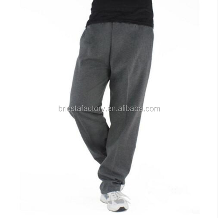 Wholesale Men Plus Size Cotton Pants