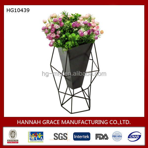 High Quality Casting Simple Jardiniere Table Decor