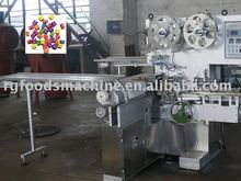 JZB-500 flavor fold wrapper,bubble gum packing machine,food machine