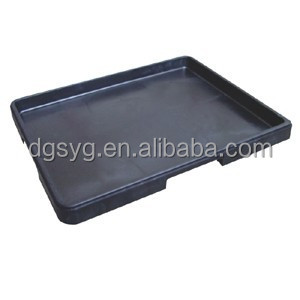 Factory Direct Sales Black Antistatic Tray/ESD Black Tray/Conductive Tray for PCB