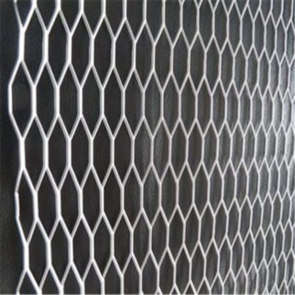 11.15kg/m2 weight expanded metal mesh
