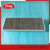 Factory price car cabin air filter/fram cabin filter rebate in China