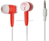 oem ear plugs fashion earphone & headphone with mic