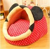 Washable dog bed kennel dog house warm in winter cat litter pet nest dog house