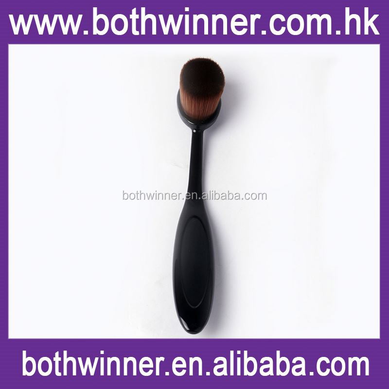 Popular foundation brush ,H0T038 fashionable cosmetic make up brush , foundation kabuki brush