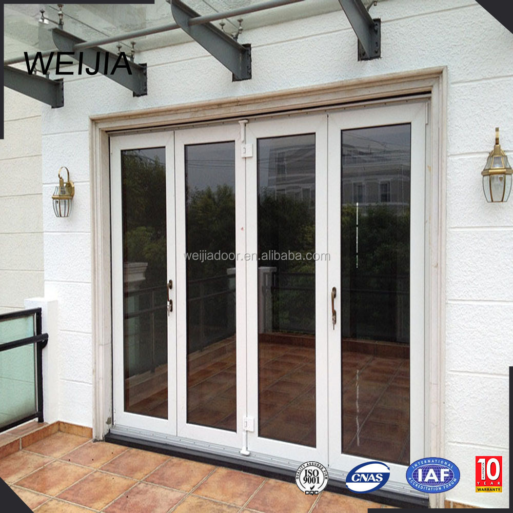 Energy Saving UPVC Material Casement Door