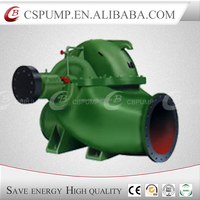 high head big capacity centrifugal industry water discharge pump
