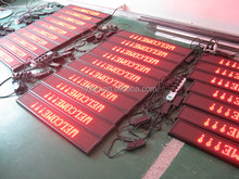 LIYI optoelectronic led ditital display screen EXW price sign for store