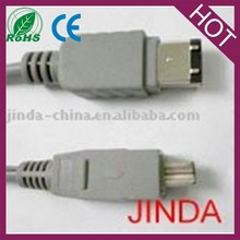 1394 4Pin Plug to 1394 6Pin Plug IEEE 1394 cable USB cable