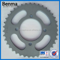 Hot sell cheap price CD70 motorcycle chain sprocket