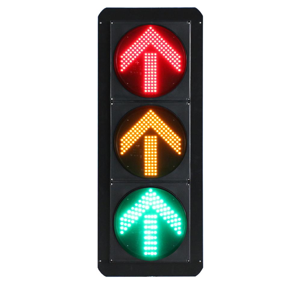 2016 Top preço sem fio energia solar levou luz de advertência do sinal de trânsito semáforo