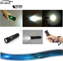 Latest scuba light burn time 90 mins led light underwater