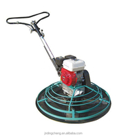 chinese electric mini manual power trowel machine