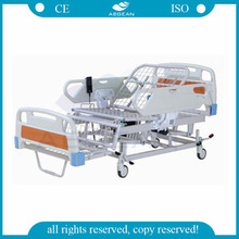 AG-BM119 nursing home care bed three function used hospital beds for sale by L&K motor