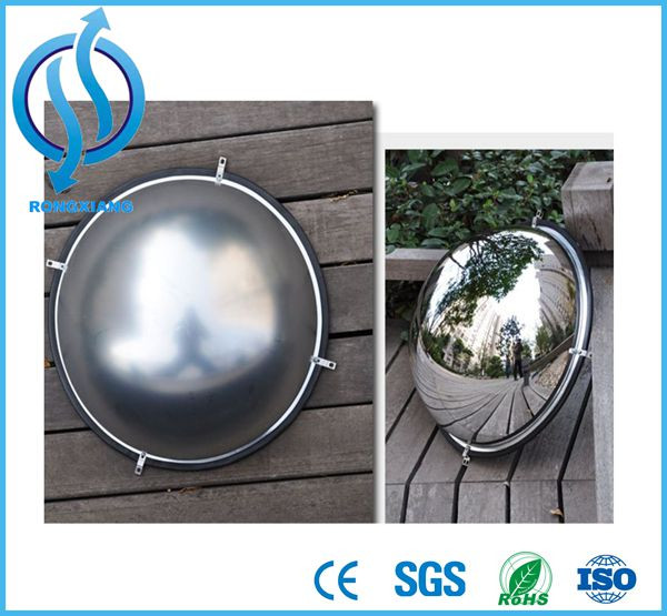 Security & Protection 360 Degree Acrylic Dome Mirror
