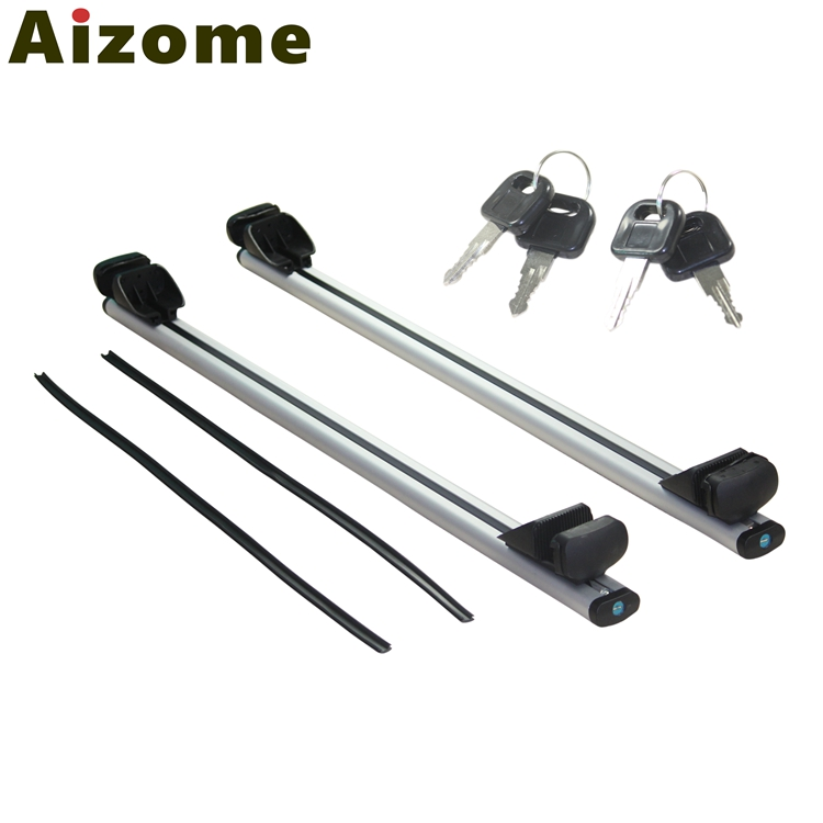 Wholesale Aluminum car luggage rail bar car roof racks bracket Accessories for roof box