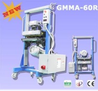 Vertical/Universal knee-type turnover metal edge processing milling machine