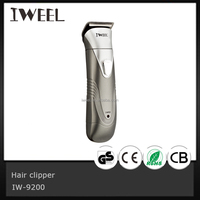 electric rechargeable professional hair clipper trimmer machine with safety razor