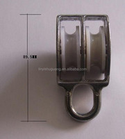 zinc alloy small pulley