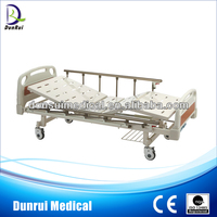 Manual Two Revolving Levers Invacare Hospital Bed