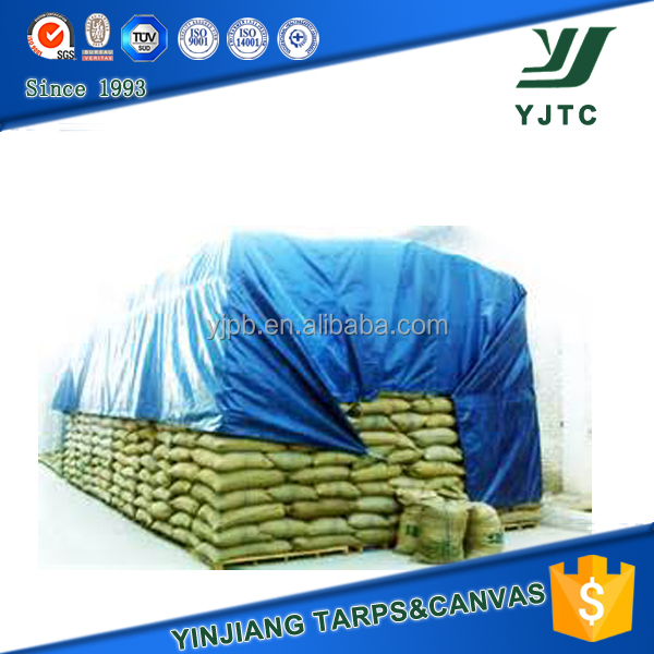 OEM large size waterproof UV resistance agriculture hay bale cover