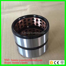 high quality 40Cr 42CrMo excavator pins and bushings