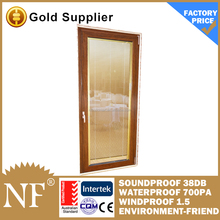 aluminium clad wooden mosquito net door design balcony doors