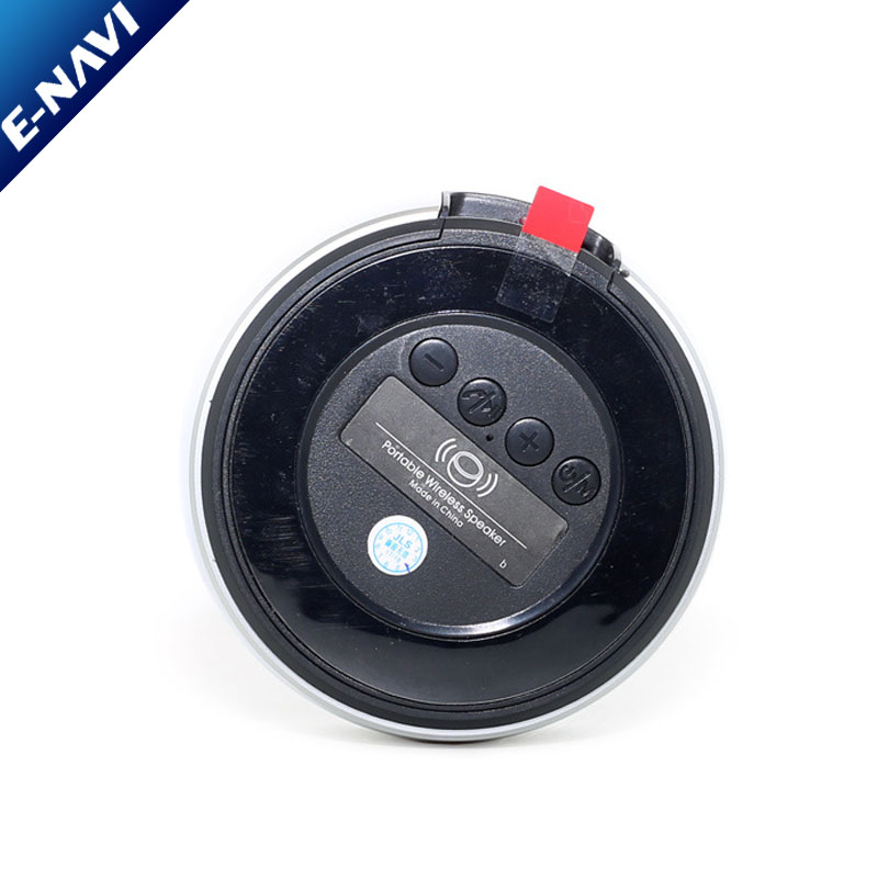 Best Selling Metal FM LED Wireless Portable Mini Speaker For Party