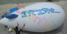 Free Style inflatable Blimp for advertising