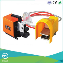 UTL Pneumatic Power Electrical Wire Cable Crimping Machine Tool