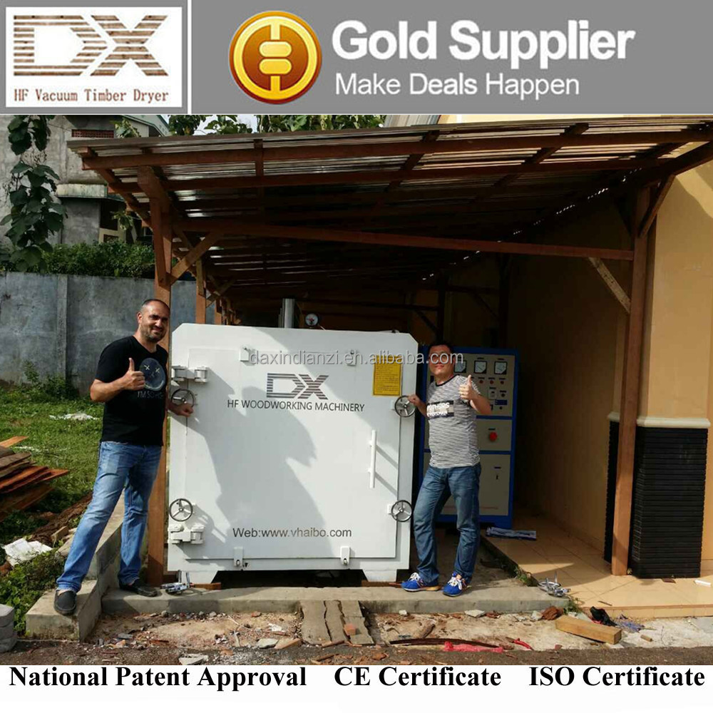 DX-6.0III-DX Environmental protection high quality Wood Dryer machine /Timber Drying Kiln