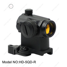 Tactical Low power consumption red dot sight Ideal for home defense
