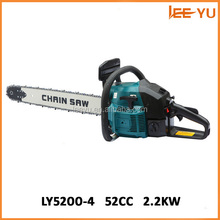 Gasoline chainsaw 5200 for tree cutting machine