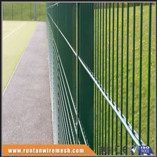 sport court twin-wire fence