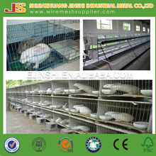 1 inch galvanized metal rabbit cage /perforated metal panels