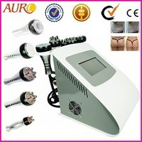 AU-61 popular RF infrared liposuction vacuum cavitation cellulite massage machines home