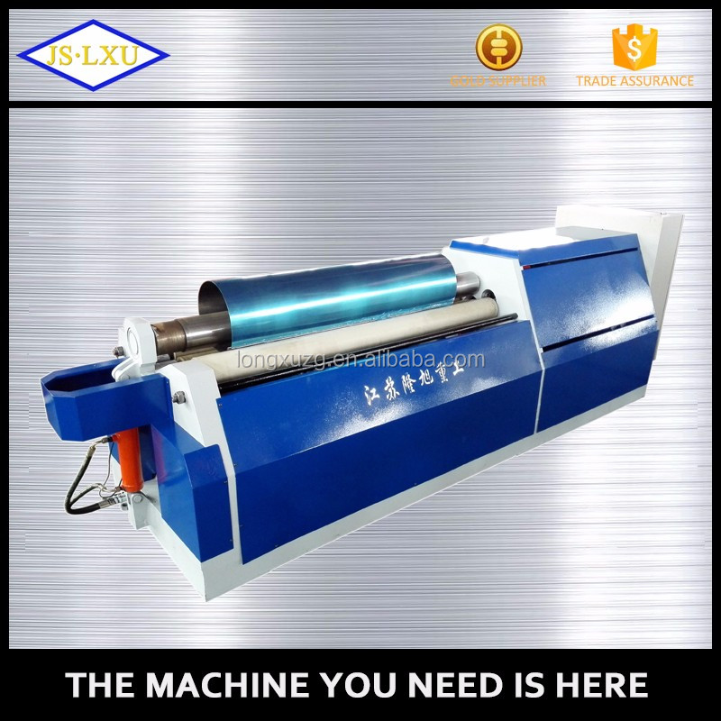 Automatic 6mm steel plate rolling machine for sale