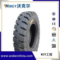 16.00-24 triangle tires china factory E3 otr tire for off road use