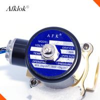 high pressure solenoid valve two way