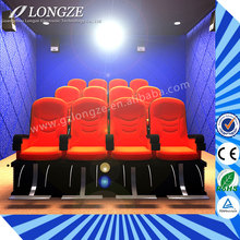 Funny games two seats Mini Cinema Exciting trade assurance suppliers 18 seats 5d 7d 9d 12d cinema