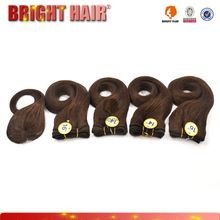 New Style Top Quality Hair Mix Brazilian Human Virgin Hair weaves With Closure 5pcs