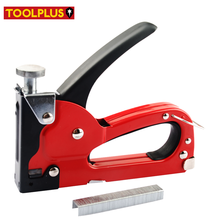 Durable Steel Heavy Duty Arrow Style Nail Gun Stapler Compact Staple Gun